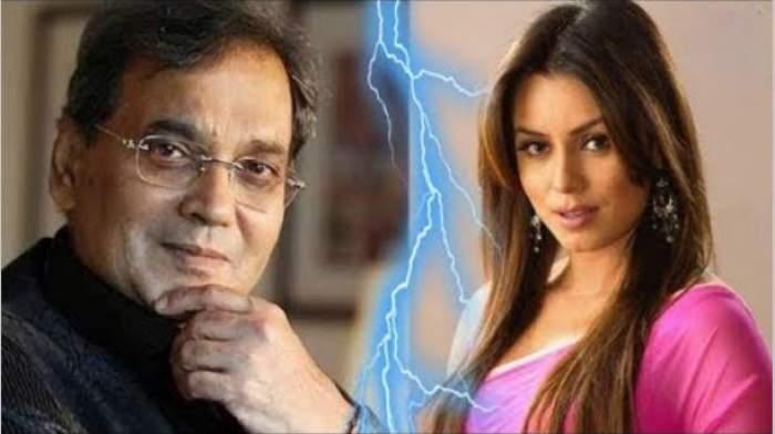 Mahima Chaudhary And Subhash Ghai's Relationship