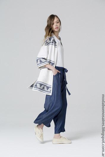 Sacos de moda mujer verano 2017 ropa de mujer. Carmela Achaval coleccion primavera verano 2017.