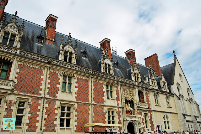Castillo de Blois, Valle del Loira
