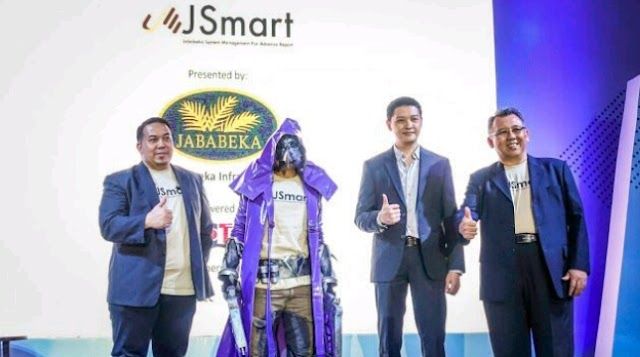 Hadapi Revolusi Industry 4.0, Jababeka Infrastruktur Luncurkan JSmart di Gelaran ICT Expo 2018