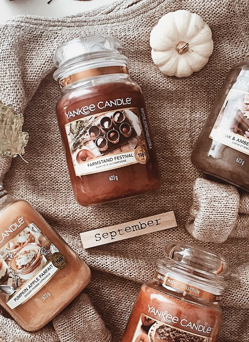 yankee candle farmstand festival
