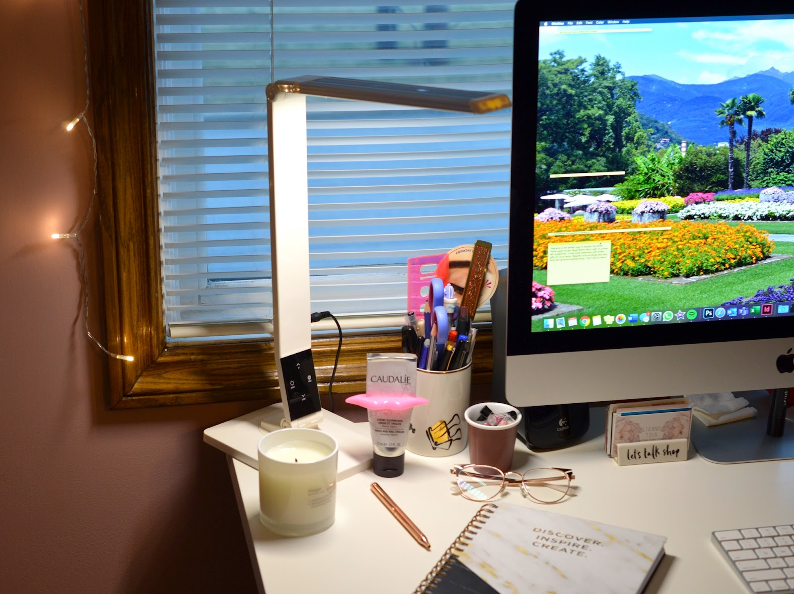 AnthroDesk LED Desk Lamp Amazon