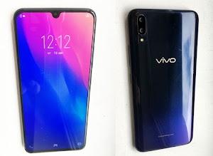 Vivo V11 dengan Tampilan Layar Lebih Besar Spesifikasi Anyar yang Dimiliki