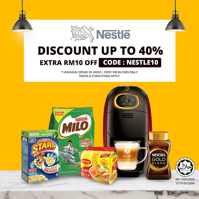 Nestle, Nestle Malaysia, best deals of Nestle product, beli online barang nestle murah, nestle fitnesse beli dimana, distributor nestle malaysia, alamat distributor nestle, beli nestle fitnesse, distributor milo profesional, jual milo profesional surabaya, distributor milo profesional jakarta, milo profesional termurah, shopee, shopee malaysia,