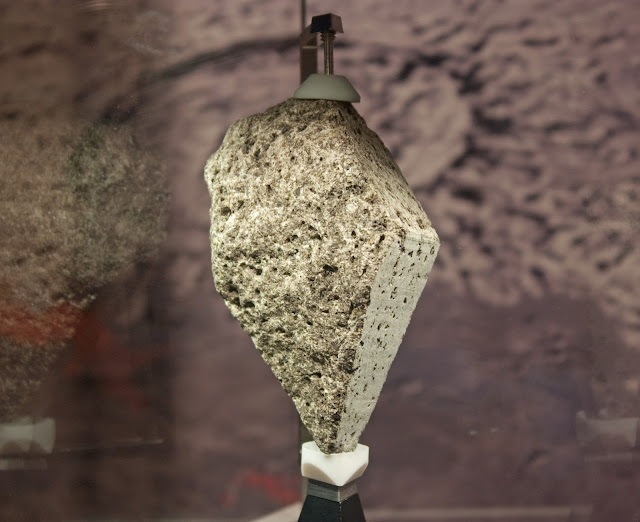 Apollo 15 moon rock