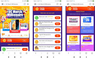 UC browser launch new campaign
