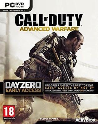 Call Of Duty Advanced Warfare (PC) 2014