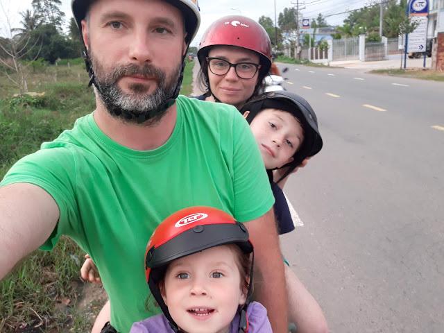 Wycieczka skuterem