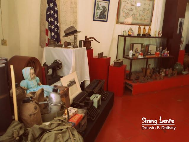 Negros Museum Artifacts