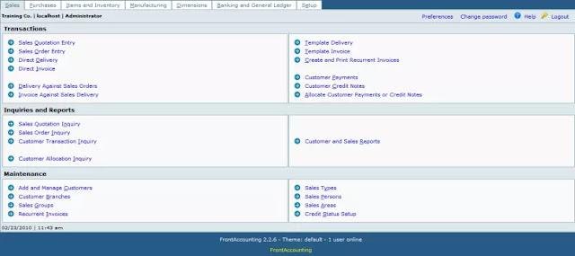 Software ERP Gratis Terbaik Untuk Windows-1
