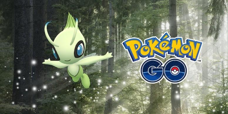 Pokémon GO - Pesquisa Especial Uma Oscilação no Tempo