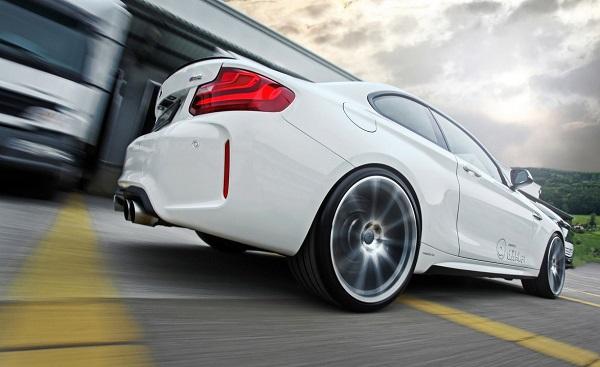 BMW M2 con motor de M4