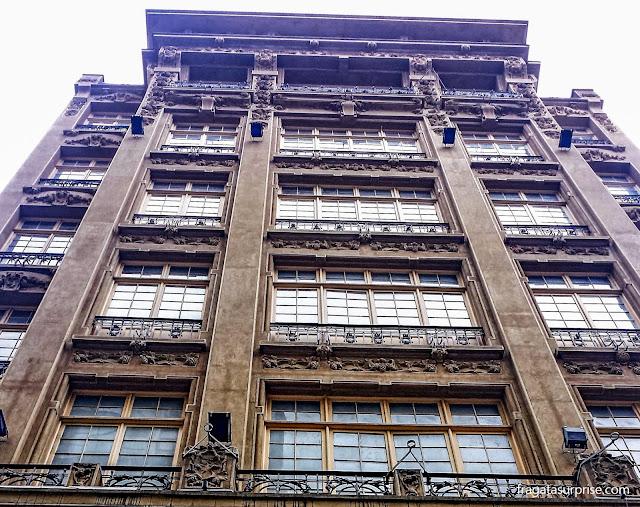 Edifício Guinle, primeiro arranha-céu de São Paulo