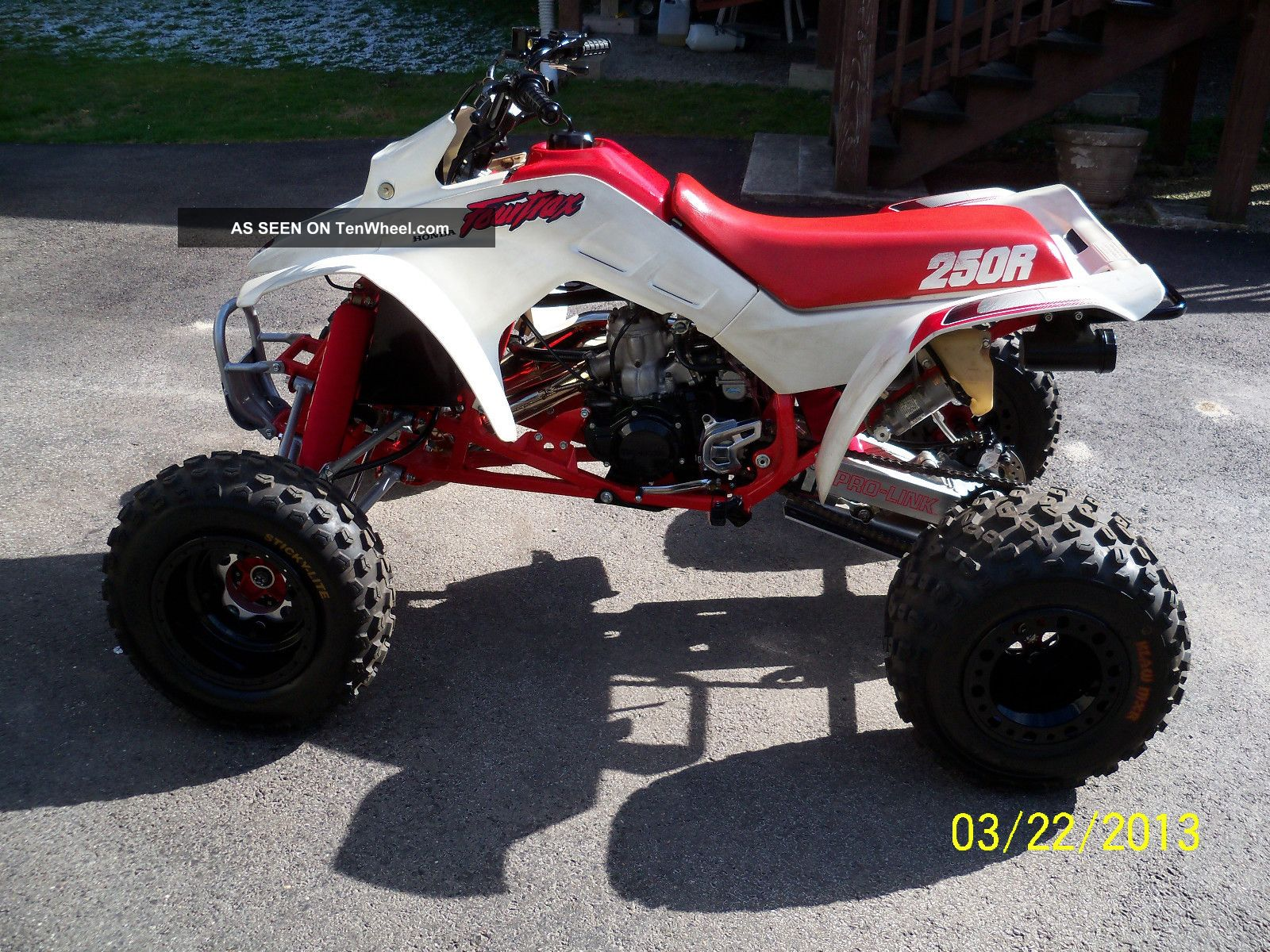 Project Rebuild A Facelift For The Legendary Honda 250r