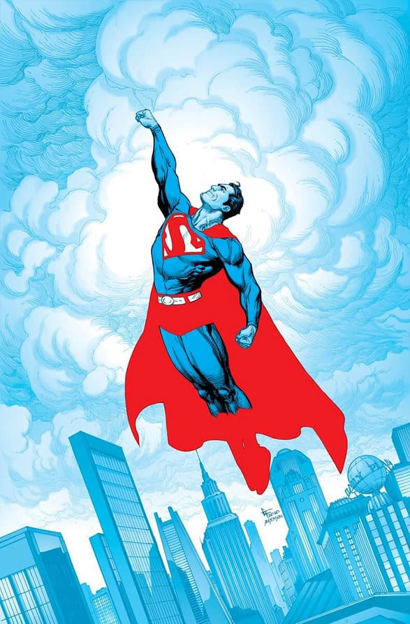Cover of Superman: Red and Blue #1