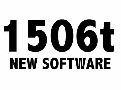 1506t 4MB Receiver New Software with Nashir Server OK