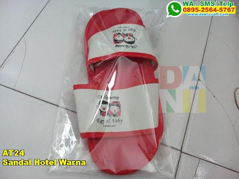 Toko Sandal Hotel Warna