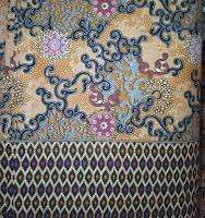 Kain Batik Prima 4506 Kuning