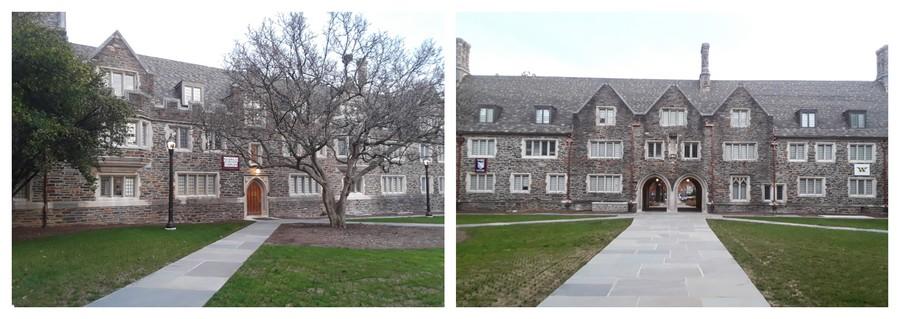 Visite campus de Duke