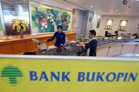Alamat & Nomor Telepon Bank Bukopin Jakarta Pusat