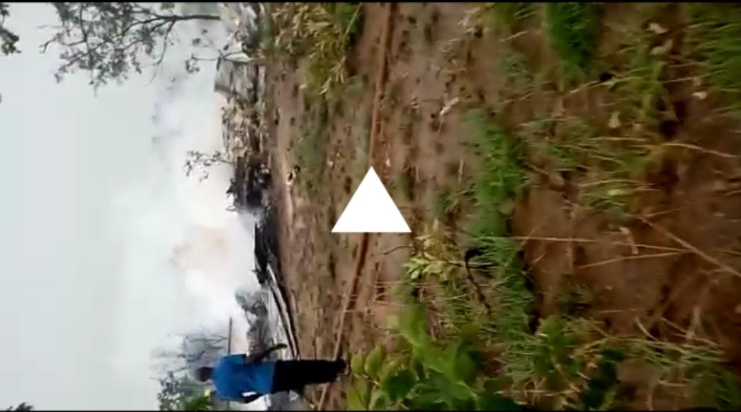 WATCH VIDEO: Chief of Army Staff, Lt Gen Attahiru, dies in plane crash
