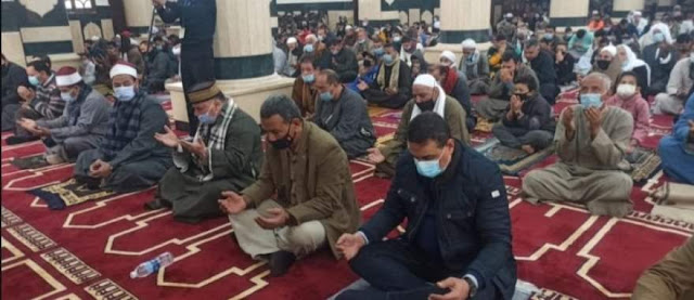 افتتاح  14 مسجدًا بمديرية أوقاف الفيوم