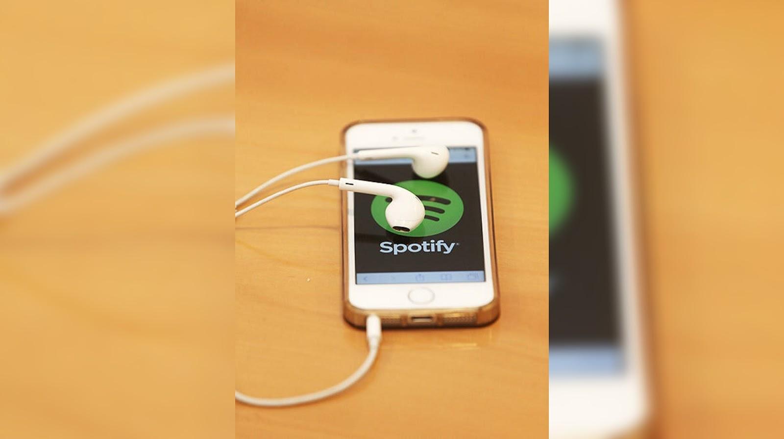 SMS malicioso advierte sobre supuesta cancelación del servicio de Spotify