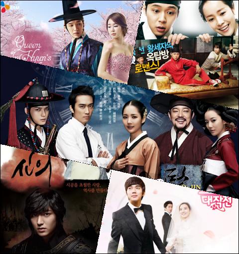 Drama Korea Tahun 2012 bertemakan Time-Travel