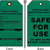 Scaffold Inspection Tag: It's Not as Difficult as You Think