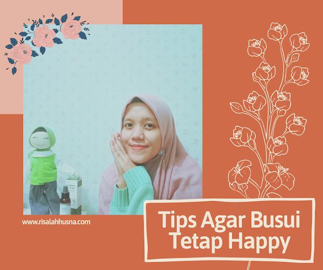 Tips happy buat ibu
