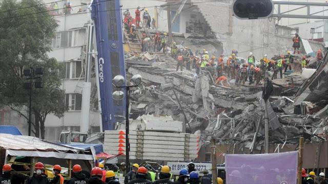 Alertan sobre posibles megaterremotos en la Ciudad de México