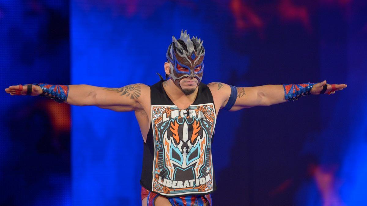 Kalisto revela seu novo ring-name