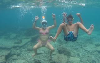 Snorkel en Koh Phi Phi Leh,Loh Samah Bay.