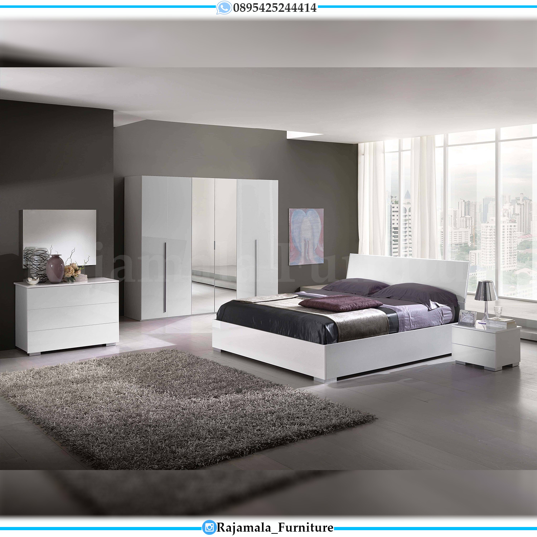 Harga Set Tempat Tidur Minimalis Putih Great Quality Product RM-0076