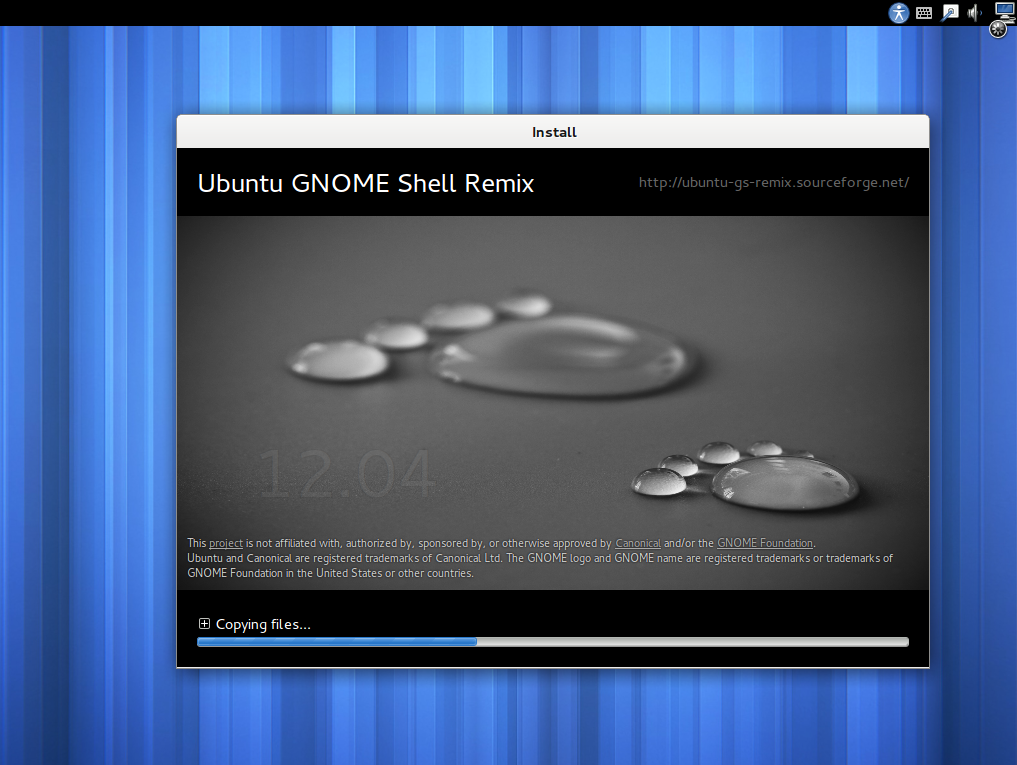 Ubuntu GNOME Shell Remix 12 04 Available For Download ~ Web Upd8