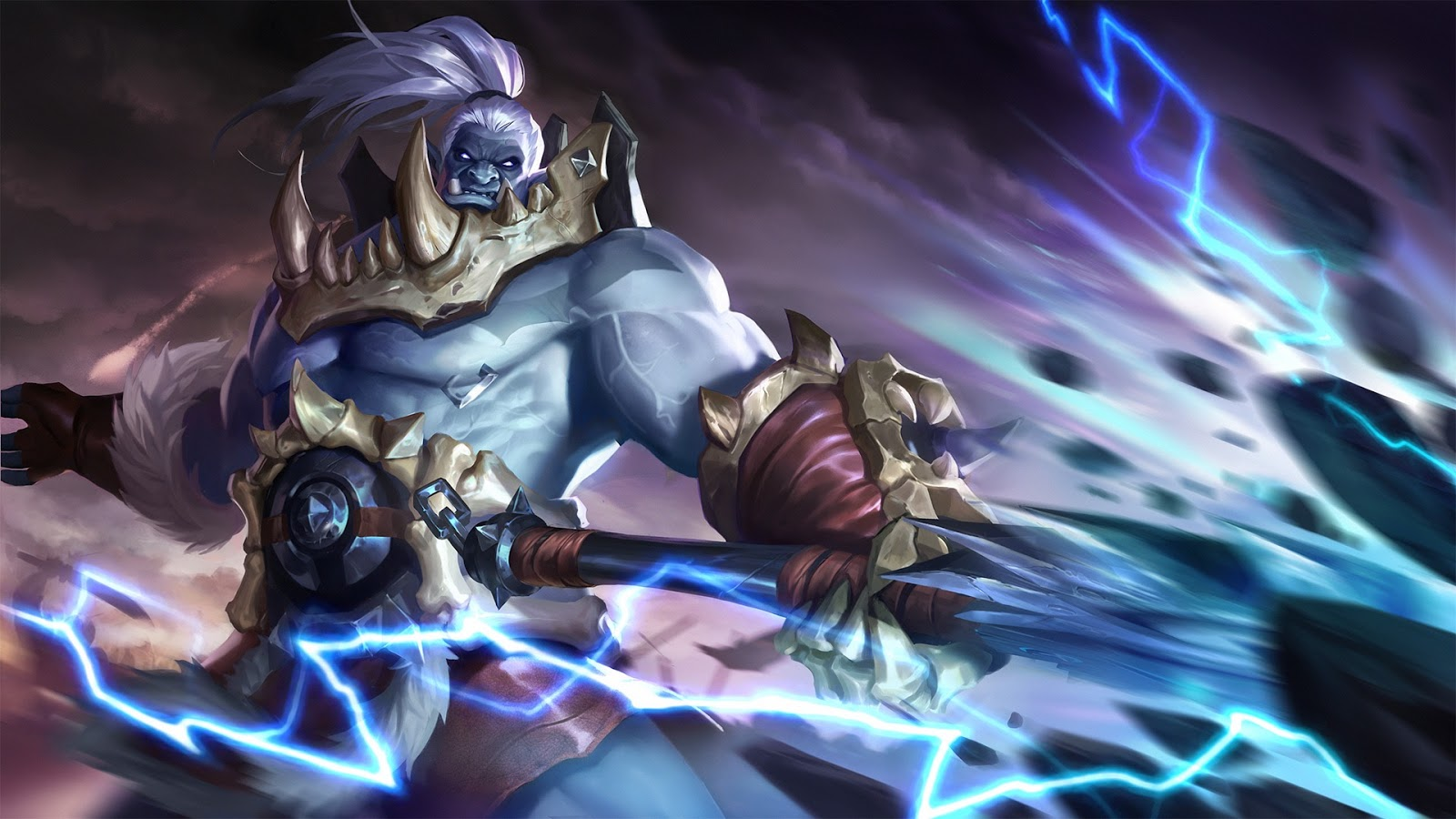 Balmond Power Source Wallpaper Mobile Legends HD for PC