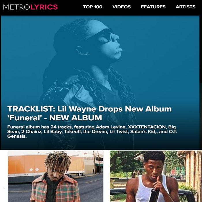 Song Lyrics Download, Top Free Best 05 Websites [Tips 2020]
