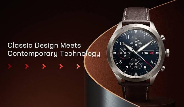 ساعة ذكية جديدة من Zepp Z تدعم أليسكا