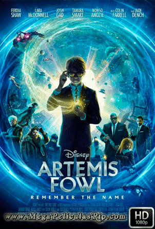 Artemis Fowl [1080p] [Latino-Ingles] [MEGA]