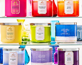 Bath & Body Works | Candle Collections Available - January 2020