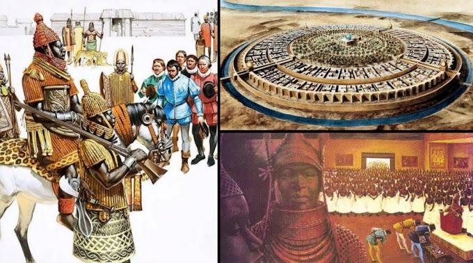 Ewuare I the great, King (Oba) of Benin Empire c. 1440 – 1473