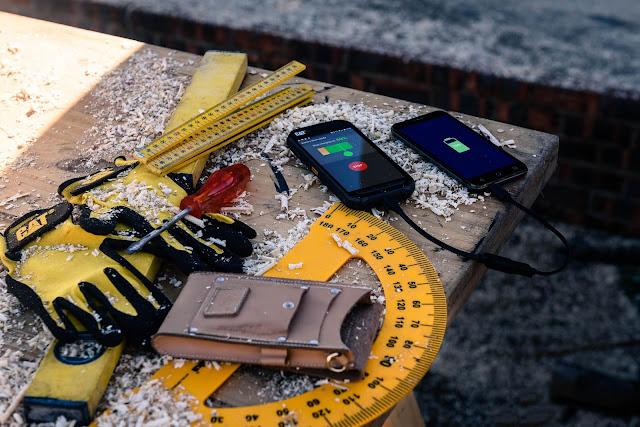 Smartphones são demasiado frágeis para o mercado de trabalho atual