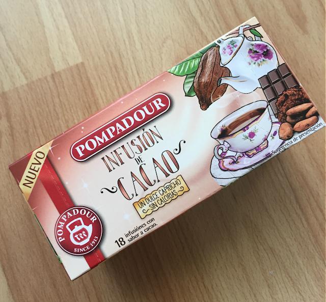 Pompadur cacao