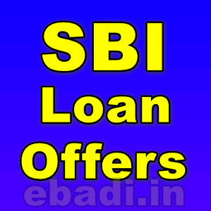 SBI Loan Offers
