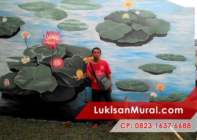 Jasa Mural Jogja