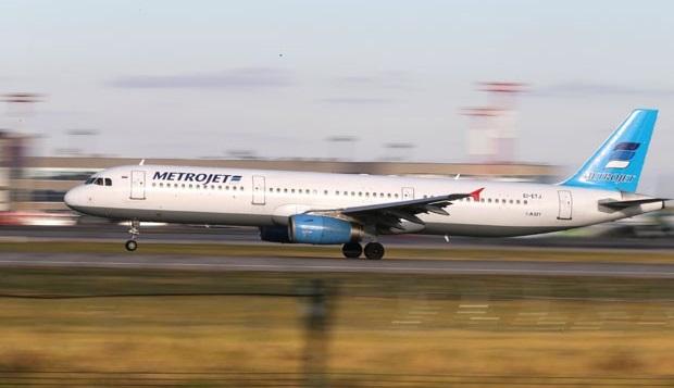 Ação externa causou queda de avião russo