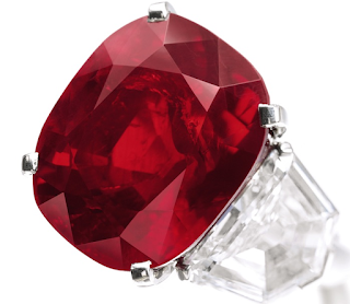 Cara Mudah Kasat Mata Membedakan Batu Ruby Burma dan Ruby Lainnya