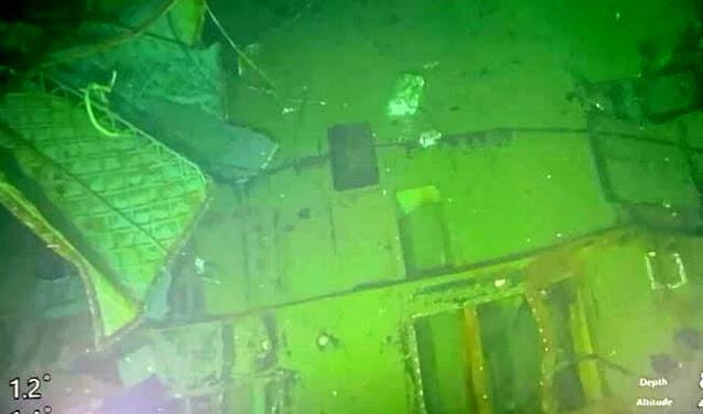 Ritrovato a 850 metri di profondità il sottomarino KRI Nanggala 402. Nessun sopravvissuto [VIDEO]