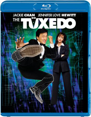 The Tuxedo 2002 480p BluRay x264 [Dual-Audio] [Hindi-English] 350MB ESub Downlaod