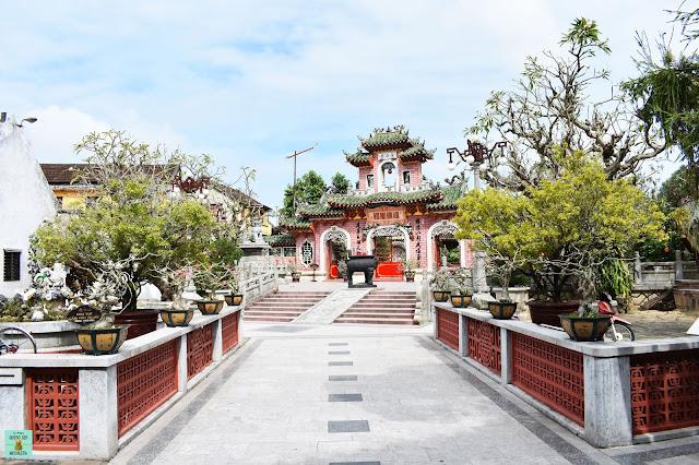 Quan Cong Temple, Hoi An